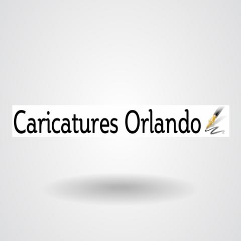 Caricatures Orlando Logo