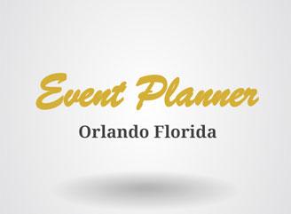 Event Planner Orlando Florida Logo