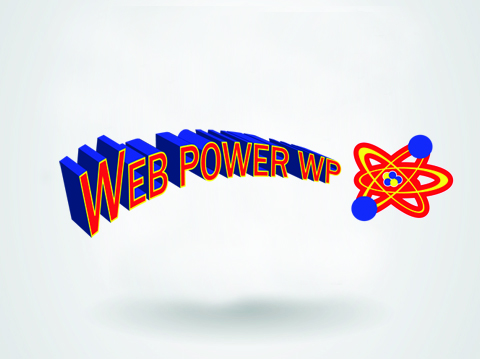 Web Power WP Logo