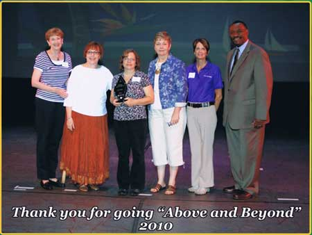Image -2009-2010 Outstanding Award Recipient Partners In Education Orange County Public School – Career & Technical Education